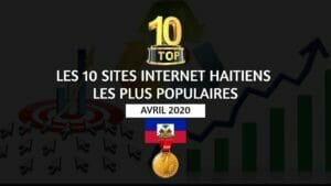 Les 10 sites internet haitiens les plus populaires