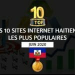 top 10 sites internet haitiens les plus populaires juin 2020