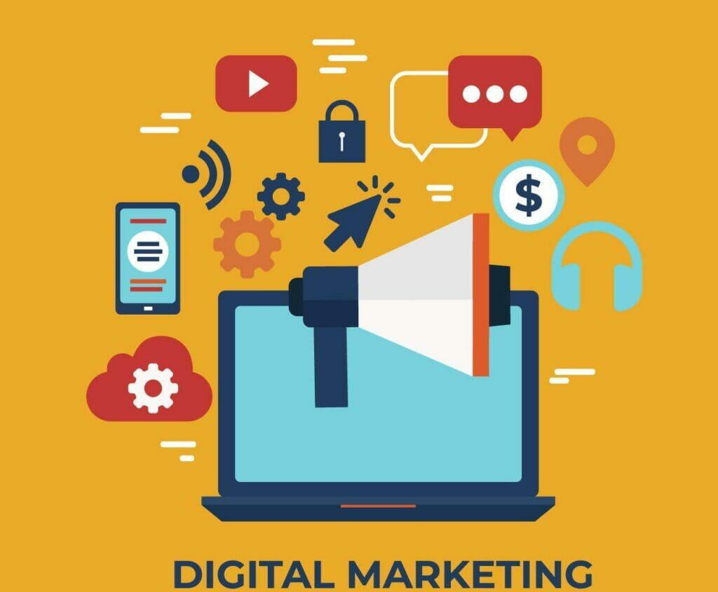 Specialiste Marketing - Digital Marketing Banner
